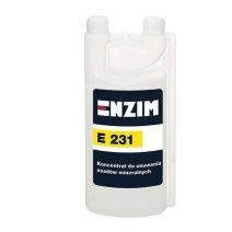 Enzim E 231 1l – koncentrat do usuwania osadów mineralnych