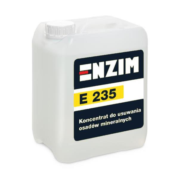 Enzim E 235 5l – koncentrat do usuwania osadów mineralnych