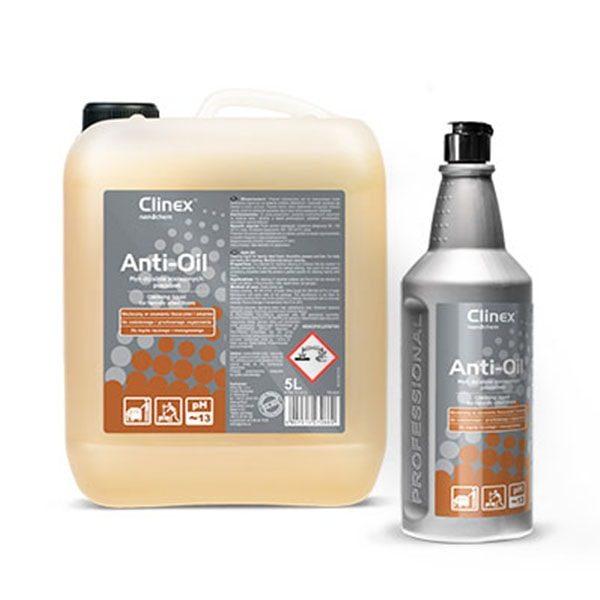 clinex anty oil