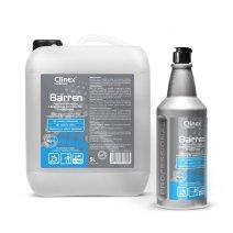 Clinex barren 1l płyn do mycia i dezynfekcji powierzchni zmywalnych