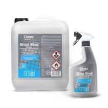 Clinex shine stell  650ml – Preparat czyszcząco-nabłyszczający do stali nierdzewnej