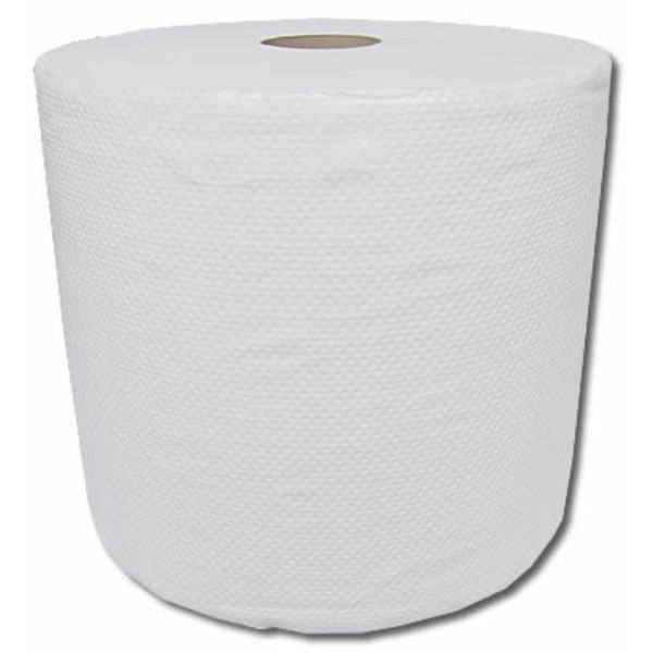 Ręcznik papierowy celuloza Fi20 biały 2 warstwowy