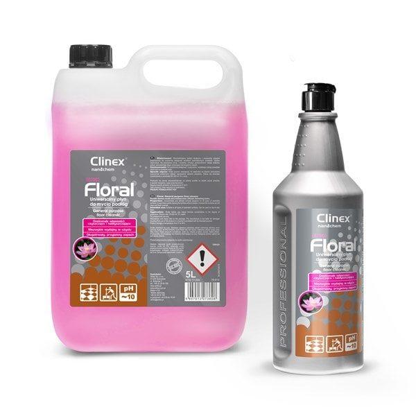 clinex floral blush