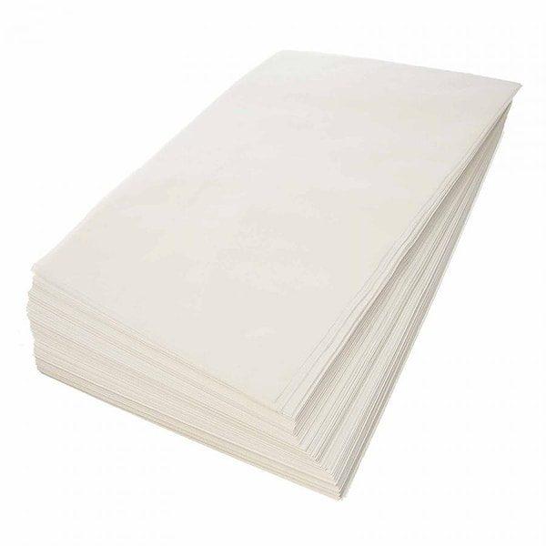 papier półpergamin ryza biały