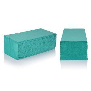 ręcznik zz zielony