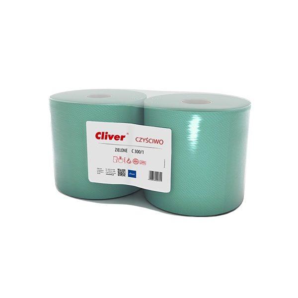 Сzyściwo zielone makulaturowe 1 warstwowe 300m